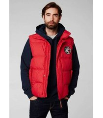 donsjas helly hansen puffy vest 53342