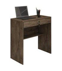mesa escrivaninha andorinha para computador cacau jcm movelaria