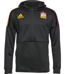 sr hoody hoodie trui zwart adidas performance
