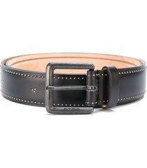 etro studded belt - black