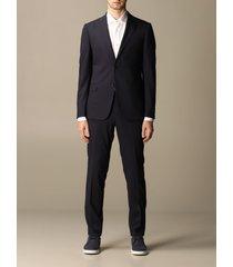 z zegna suit z zegna single-breasted suit in 290 gr wool drop 8