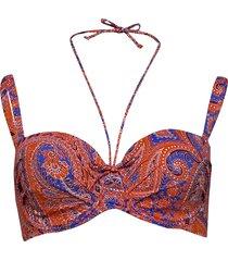 casablanca bikinitop multi/mönstrad primadonna
