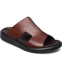 flowt lx m shoes summer shoes sandals brun ecco