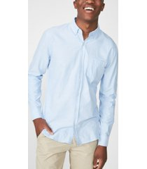 cotton on men's brunswick long sleeve shirt