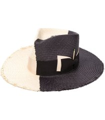 nick fouquet treebones two-tone hat - neutrals
