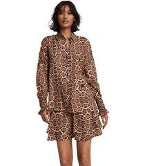 jaquard blouse