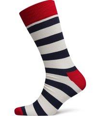 stripe sock underwear socks regular socks blå happy socks