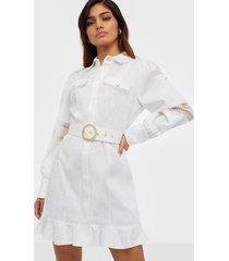 river island cotton shirt dress långärmade klänningar