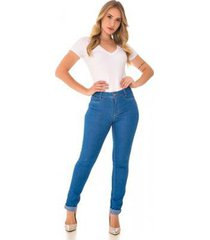 calça jeans express hot pants skinny lais feminina