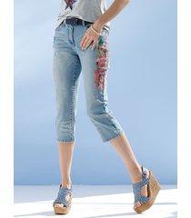 capri-jeans amy vermont blue bleached