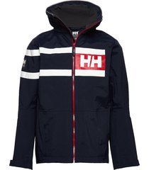 salt power jacket outerwear sport jackets light jackets blå helly hansen