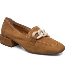 c-5813 loafers låga skor brun wonders