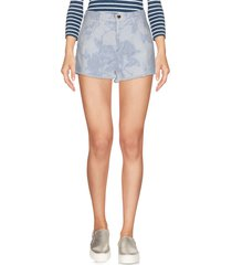 twin-set jeans denim shorts