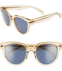 women's rag & bone 54mm cat eye sunglasses -