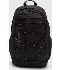 mochila negra converse swap out