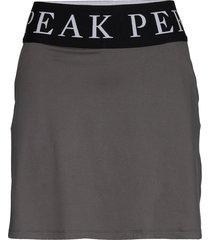 turf skirt women kort kjol svart peak performance