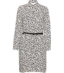 dresses light woven knälång klänning vit esprit casual