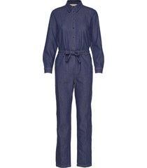 conrad jumpsuit blauw stig p