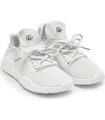 tenis mujer textura blancos color blanco, talla 40