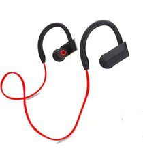 audifonos, auricular inalámbrico bluetooth 4.1 sport bluetooth-rojo