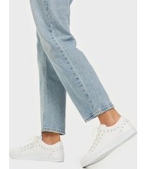 nly shoes studded sneaker low top