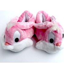 pantuflas de lola bunny para mujer