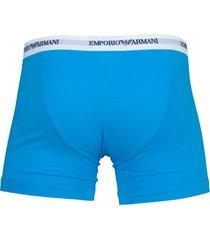 armani boxershort ea 2-pak blue-blauw
