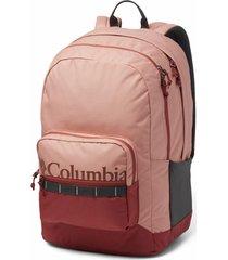 mochila poliéster zigzag 30l backpack rosa columbia