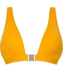 gele dames bikini top cyell - 910187