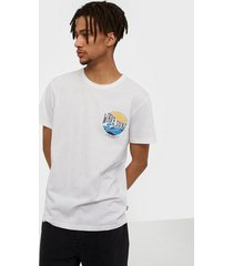 solid jarvis ss t-shirt t-shirts & linnen white