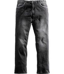 jeans men plus zwart