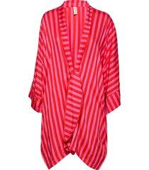 amanda kimono kimonos röd underprotection