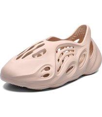 marrón-sandalias de coco zapatos con  zapatillas de baloncesto hombre