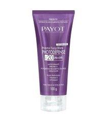 protetor solar facial payot photodéfense fps20 | payot | u