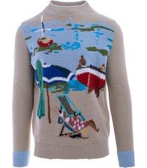 ballantyne cotton sweater