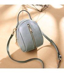 borsa a tracolla selvaggia borsa in ecopelle da donna borsa