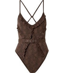 nicholas one-piece swimsuits