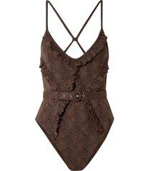 nicholas one-piece swimsuits
