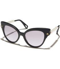 jet chelsea pearl cat eye sunglasses