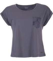 polera sunset t-shirt azul piedra lippi