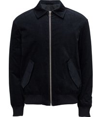 m. viktor bomber jacket bomberjack jack blauw filippa k