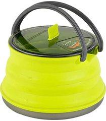 chaleira sea to summit x pot kettle 1,3l verde - verde - dafiti
