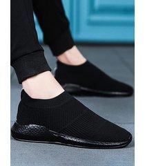 zapatillas deportivas para correr elásticas elásticas para hombre