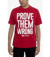 sean john prove them wrong men's tee