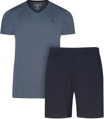 jockey pyjama knit short sleeve 13 3xl-6xl * gratis verzending *