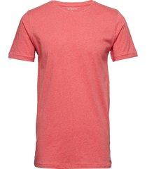 alder basic tee - gots/vegan t-shirts short-sleeved rosa knowledge cotton apparel
