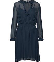 day chic jurk knielengte blauw day birger et mikkelsen