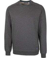 cutter & buck men's saturday crew neck sweatshirt