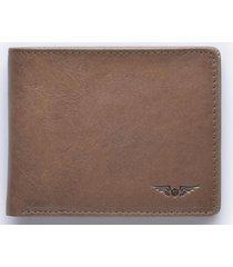 billetera básica marrón ferouch