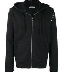 spike hoodie